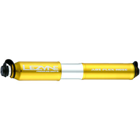 Lezyne Pressure Drive Minipumpe Small gold